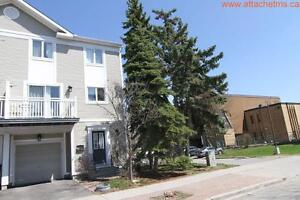 Lowertown - 3 storey 3 bedroom end unit townhome