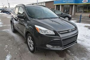 2015 Ford Escape SE WITH LEATHER WITH 4 NEW TIRES