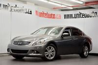 2011 Infiniti G25X LUXURY AWD  NAVIGATION BACK UP CAMERA