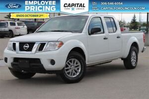 2016 Nissan Frontier SV**CREW CAB**  **BLUETOOTH**  **CRUISE CON