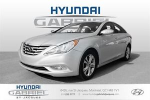 2011 Hyundai Sonata limited CUIR/TOIT Leather,Sunroof,Electrical