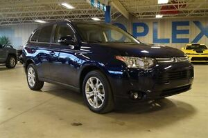 2014 Mitsubishi Outlander GT, Leather, Sunroof, Navigation