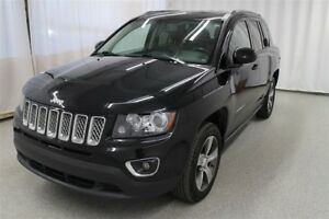 2014 Jeep Compass Limited *CUIR, TOIT, BLUETOOTH, CRUISE, A/C*