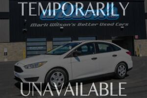 2015 Ford Focus S REAR CAMERA! POWER PACKAGE! CERTIFIED!