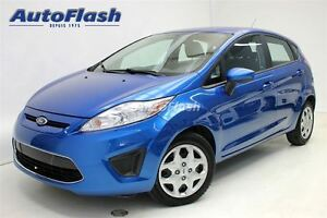 2011 Ford Fiesta SE * Toit-Ouvrant/Sunroof * Clean! Pneu neuf