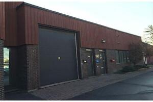 1417B Cyrville Road-East End Warehouse Space for Lease
