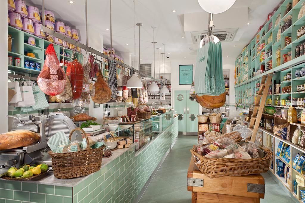 Italian Deli in Soho Requires Sales Assistants to Start Immediately £7.5 ph