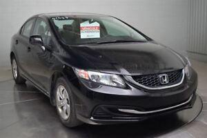 2013 Honda Civic LX A/C GROUPE ELECTRIQUE