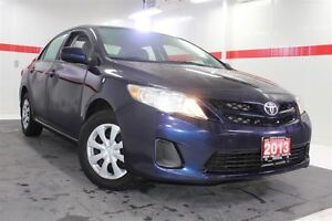 2013 Toyota Corolla CE Btooth USB AUX Heated Seats Cruise Pwr Wn
