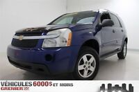 2007 Chevrolet Equinox LS*A/C*Group.Elec*Bas KM*