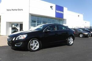 2012 Volvo S60 T5 Level 2- GARANTIE 25 SEPT 2018 OU 160 000KM- B