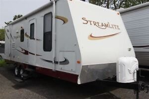 2008 Gulf Stream StreamLite 26 QBS