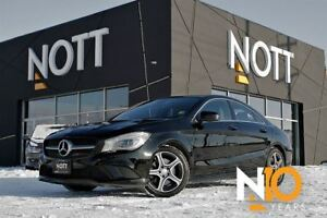 2014 Mercedes-Benz CLA-Class CLA250, 4MATIC, One Owner, Pano Roo