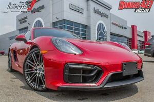 2015 Porsche Cayman **GTS**RARE**MANUAL TRANSMISSION