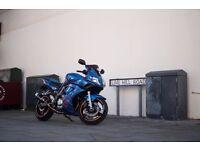 Suzuki SV 650s - Blue - 18K Miles - Excellent Condition