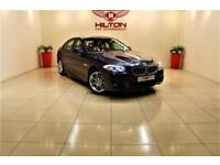 BMW 5 SERIES 3.0 525d M Sport 4dr NO DEPOSIT NEED - DRIVE AWAY TODAY (grey) 2010