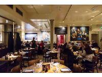 Full Time Restaurant Bartender, Quod Restaurant - Oxford