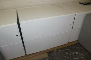 Filing Cabinets and Storage Units Available. Storage, organize, file, shelf, counter, table, safe, locking, heavy duty.