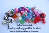Jewelry Making Parties for Kids