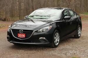 2014 Mazda Mazda3 GX-SKY | ONLY 39K | Bluetooth + CERTIFIED