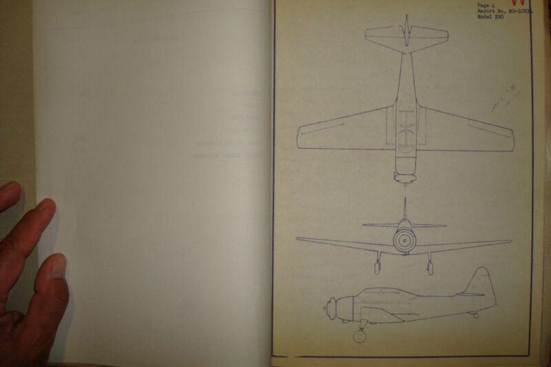 RARE BOEING X-90 REPORT