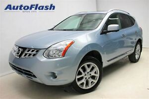 2013 Nissan Rogue SL AWD * Navigation * Cuir/Leather * Toit/Roof