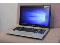 "Asus high-end i7 Laptop (N56VZ): i7-3630QM, Nvidia 650M, 15.6"" 1080P, 1TB, 8GB (Good condition)"