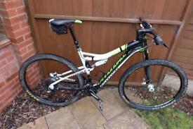 Cannondale Scalpel 29 carbon mountain bike