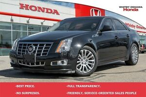 2013 Cadillac CTS 4 Performance Collection All Wheel Drive Leath