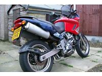 Cagiva Navigator (Suzuki TL1000S Engine) Adventure Tourer NOT Gran Canyon
