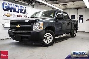 2012 Chevrolet Silverado 1500 2 WD CREW CAB