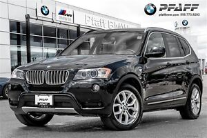 2013 BMW X3 xDrive28i Navi/Back-up Camera