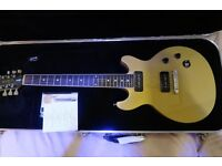 Gibson 2015 Les Paul Special Double Cutaway Electric Guitar - Trans Yellow SUPERB !!