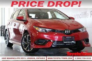 2016 Scion iM NEW PRICE! $69 WEEKLY ZERO DOWN