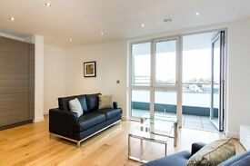 ( 1 ) Large One Bedroom with Balcony, Terrace & Concierge. Glenbrook, Hammersmith, London, W6