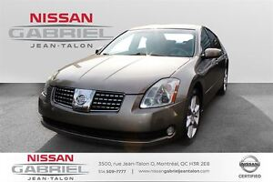 2005 Nissan Maxima SE NEVER ACCIDENTED/BACK UP MONITOR/SUNROOF/L
