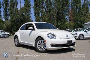 2012 Volkswagen Beetle COMFORTLINE 2.5L 6-SPEED AUTO