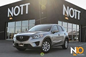 2013 Mazda CX-5 GX, Bluetooth, Keyless, AWD SUV