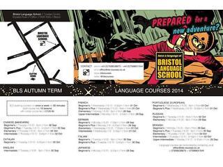 Autumn language courses bristol mandarin french german italian japanese portuguese russian spanish