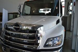 2017 Hino 338 Cab & Chassis. Includes our 3 year mainten