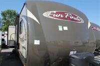 2014 Cruiser RV FunFinder 301KIBH