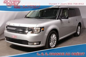 2015 Ford Flex SEL AWD4X4 7 PASSAGERS BLUETOOTH BAS KM A/C