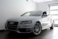 2011 Audi A4 2.0T Premium (M6) MANUELLE S-LINE !