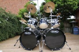 Mapex Horizon Double Bass Drumkit