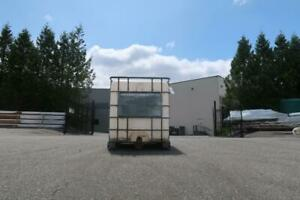 Bulk Container Tank 1000L