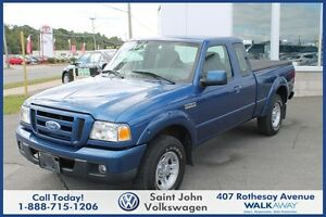2007 Ford Ranger $275 Bi-Weekly  (Sport Rear Wheel Drive)