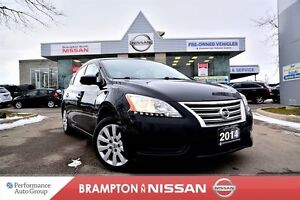 2014 Nissan Sentra 1.8 S *Bluetooth, Traction, Sport/Eco*