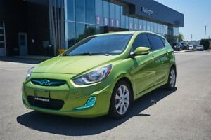 2014 Hyundai Accent GREAT KMS / SUNROOF / ALLOYS AND MORE!!