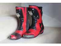 Swift Torison boots size 9