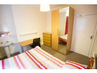 Double room in Edgbaston available for professional, close to City Centre - Bills Inc - No Fees